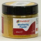 Humbrol AV0013 Sand Weathering Powder